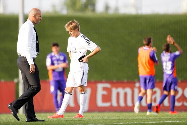 Real: Ce joueur dégoûté d'avoir eu Zidane comme entraineur