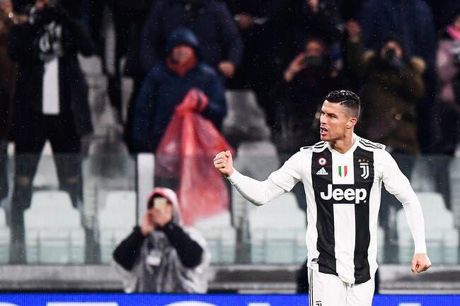 Serie A: Ce journal italien dégoûté par Cristiano Ronaldo