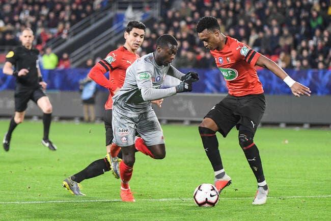 CdF : Rennes s'arrache et sort Lille