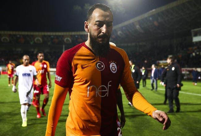 Galatasaray: Pauvre Mitroglou, déjà victime d'un conflit en interne