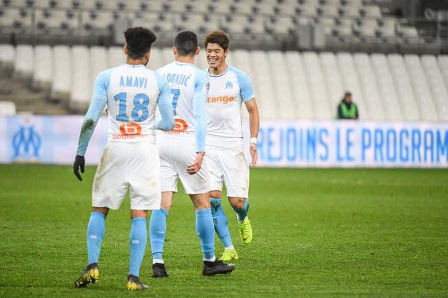 OM : Le nouvel objectif au rabais de Marseille en Ligue 1