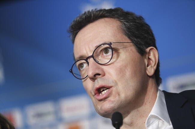 OM : Marseille rigole de l'info de L'Equipe sur le fair-play financier