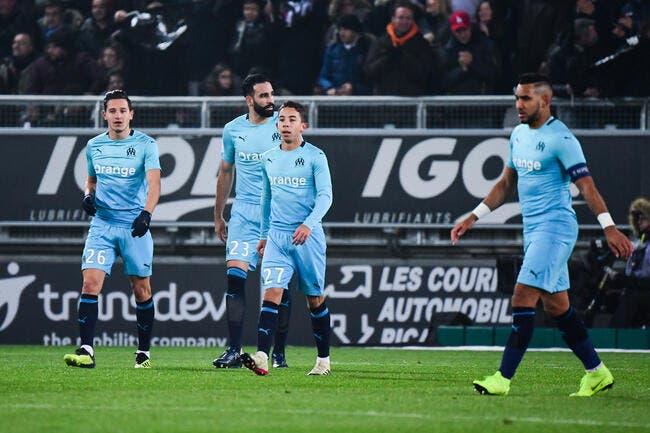 OM: OL, ASSE, LOSC… Le miracle n'aura pas lieu pour Marseille
