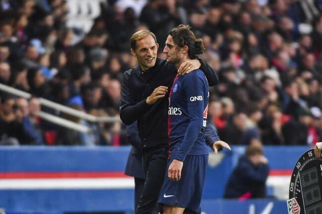 Leboeuf plaide pour l'absence de Verratti en Ligue des champions — PSG