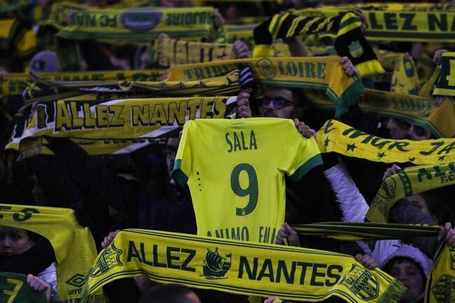 FCN: La touchante initiative du club pour un dernier hommage à Sala