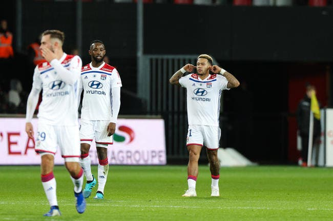 OL : Depay, Fékir et les Lyonnais mangés par Ben Arfa, Rennes a fait fort