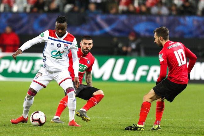 OL: Lyon enchaine les victoires, merci le Barça
