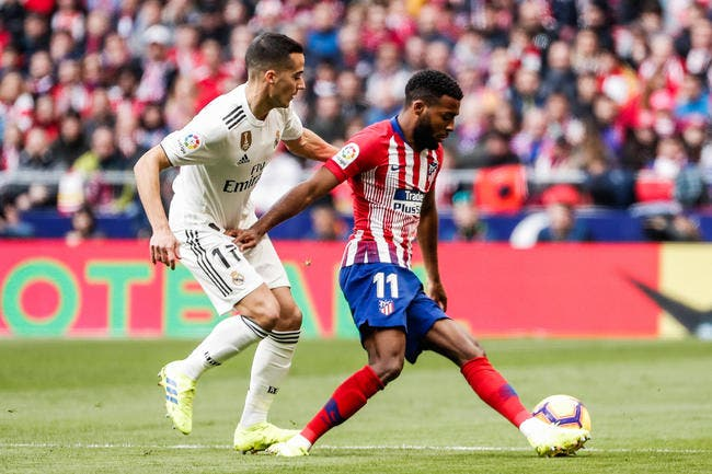 Esp : Le Real Madrid dompte l'Atlético