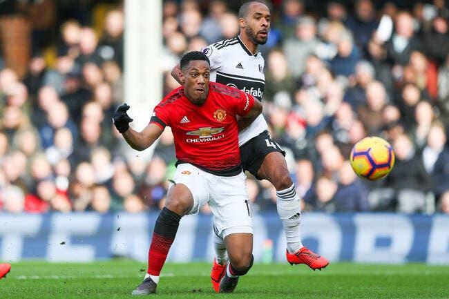 PL : Manc Utd et les Français balaient Fulham