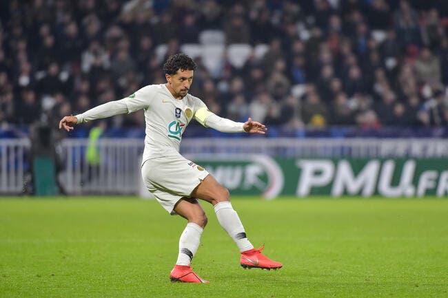 PSG: «Kaiser Marquinhos» en défense, c'est du gâchis rigole Tuchel