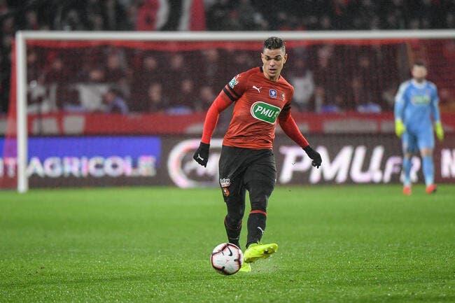 SRFC : Ben Arfa n'a pas provoqué de clash à Rennes