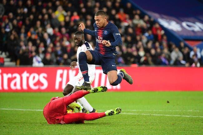 PSG : Mbappé rétrécit au lavage, il reçoit une attaque inattendue