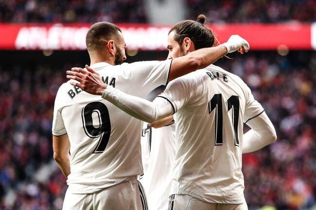 Esp : Karim Benzema mieux que Cristiano Ronaldo, Madrid frime !