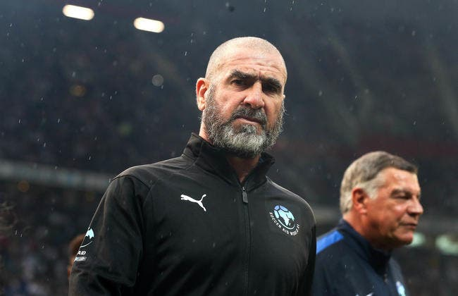 PSG : Cantona lance le choc MU-PSG avec une énorme punchline !