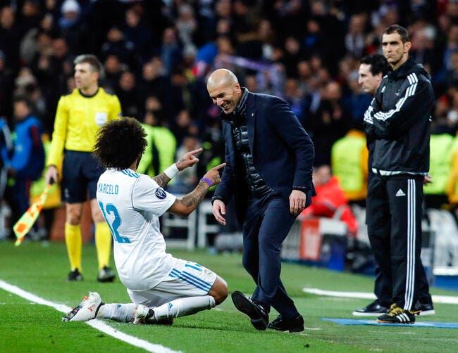 Real : Le départ de Zidane, il ne s'en est toujours pas remis