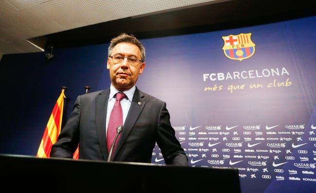Esp : Trop endetté, le Barça emprunte 140ME aux USA !