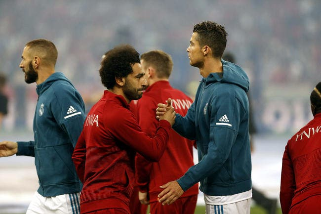 Mercato: Cristiano Ronaldo autorise la Juve à dépenser 200ME pour Salah