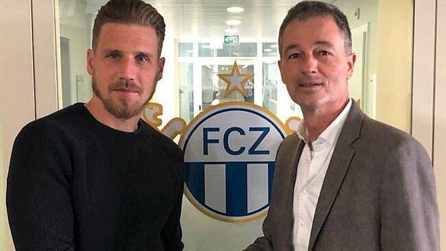 Grégory Sertic prêté au FC Zurich — Officiel