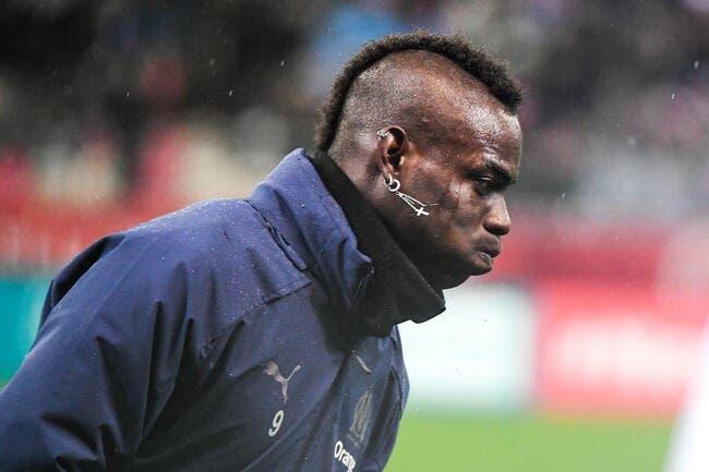 OM : Balotelli trolle salement Man United... mais il déteste le PSG !