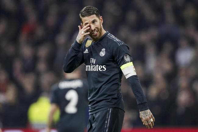 Real Madrid: Sergio Ramos avoue avoir triché contre l'Ajax