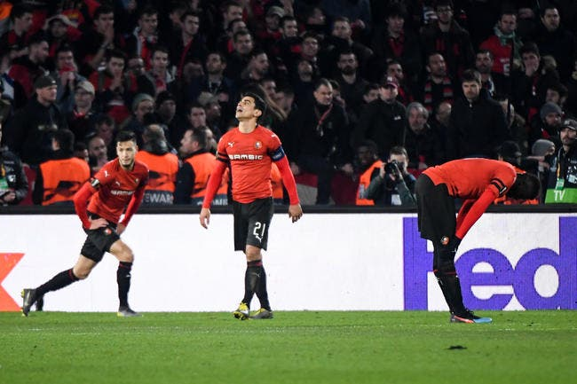 SRFC : Un gâchis pour Rennes, André rêve quand même de l'exploit