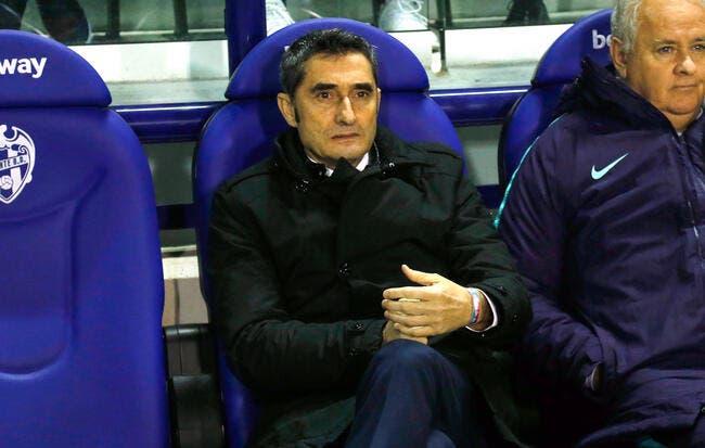 Officiel: Le FC Barcelone prolonge Ernesto Valverde