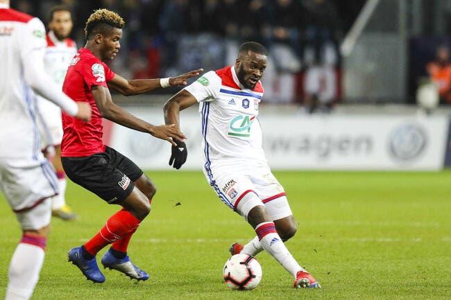 OL : L'énorme tuile, Ndombele très incertain face au Barça