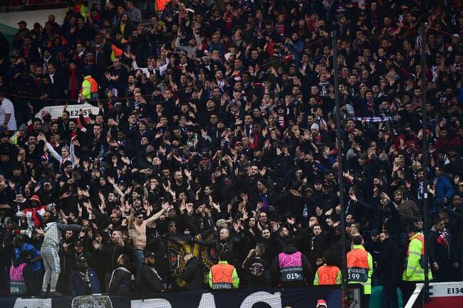 PSG : Paris a humilié MU dans les tribunes, Marco Verratti applaudit