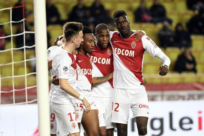 L1 : Monaco s'éloigne de la zone rouge, Nice prend une claque