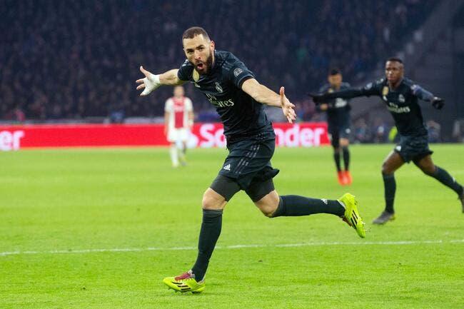 EdF : La France a gagné sans lui, Benzema dit adieu aux Bleus