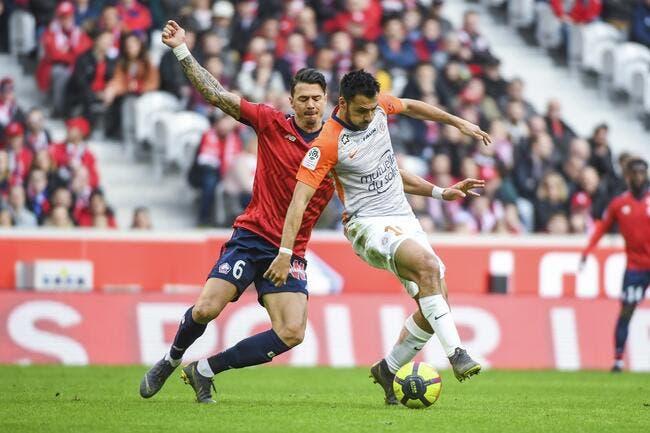 L1 : Lille freiné par Montpellier, Bordeaux s'offre le derby