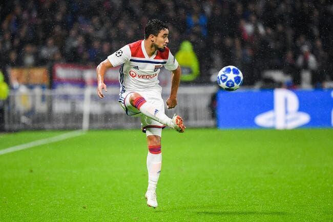 OL : Expulsé avec la réserve, Rafael va manquer Monaco-OL