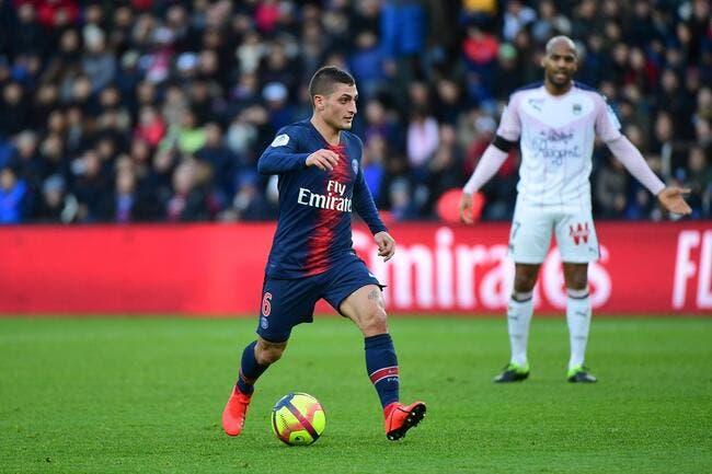 PSG : Accord trouvé, Verratti va prolonger avec le Paris SG !
