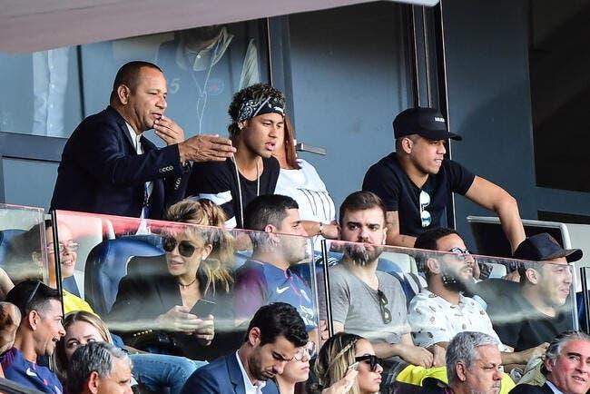 PSG : Neymar restera à Paris, son père siffle la fin du mercato bidon