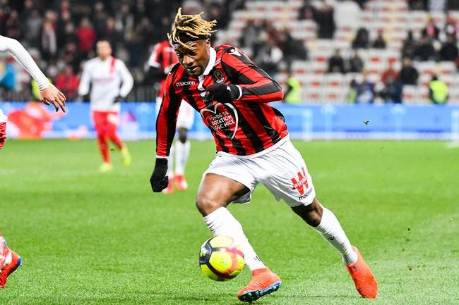 OGCN : Allan Saint-Maximin officiellement sanctionné par Nice !