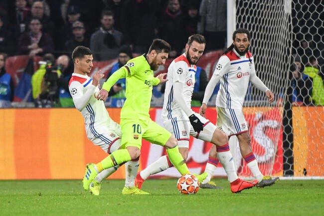 OL : Léo Dubois révèle la recette du plan anti-Messi