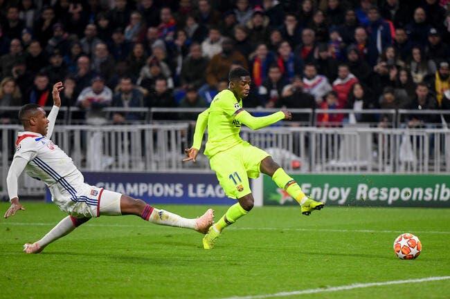 Barça: Dembélé sorti contre l'OL, la presse catalane a enquêté
