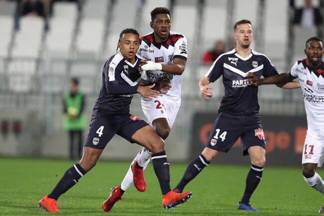 Bordeaux - Guingamp : 0-0