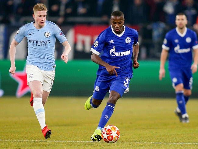 LdC : Man City s'est fait peur à Schalke