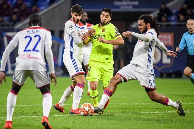 OL: Accrocher le Barça, Lyon a finalement fait un résultat banal