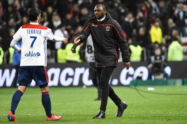 OL : Patrick Vieira pour remplacer Bruno Genesio à Lyon ?
