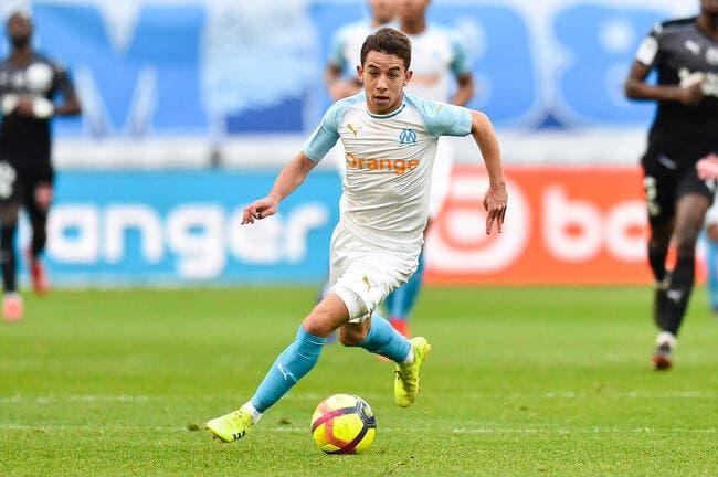 OM : Maxime Lopez doit viser le Barça au mercato