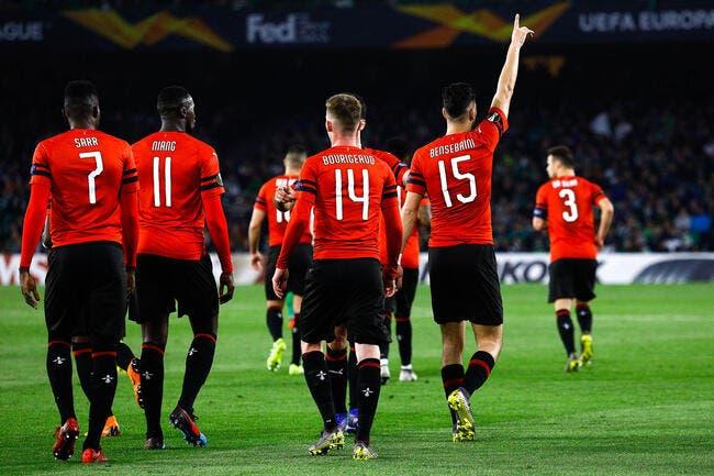 EL : Les adversaires potentiels de Rennes en huitièmes