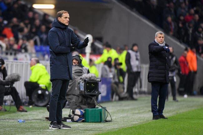 OL : Lyon, une équipe extraordinaire et un top coach selon Thomas Tuchel