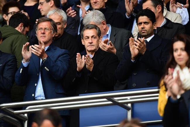 Foot PSG - PSG : Accor et le Qatar, le clan Sarkozy détruit ce gros soupçon