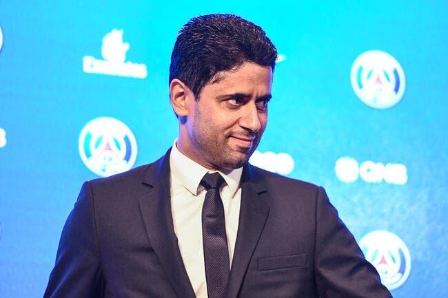 PSG:  Un sponsor en or, Al-Khelaifi s'assure un mercato de feu !