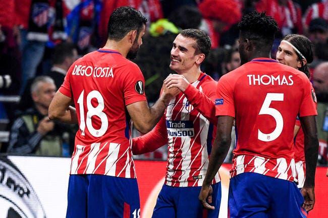 EdF : Mbappé, Benzema ? Non, Griezmann préfère Diego Costa