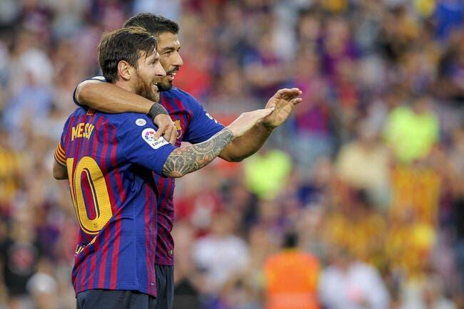 Mercato: Le Barça prépare un sale coup dans le dos de Messi