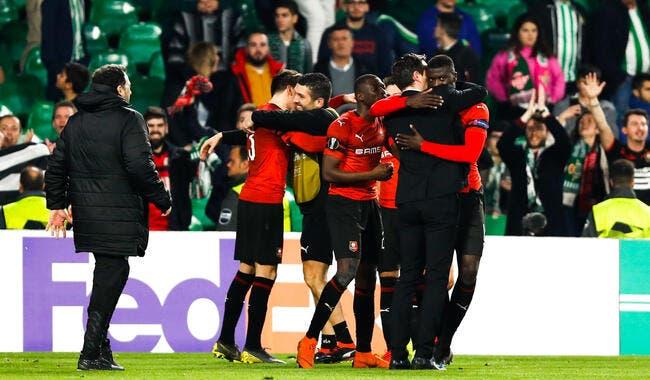 TV : Rennes fait décoller RMC Story avec son exploit