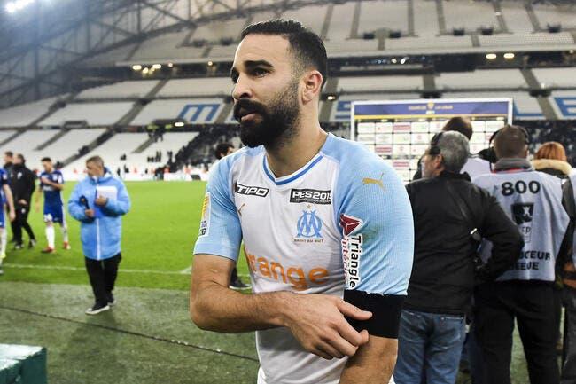 OM : Adil Rami avoue ne pas être en état de jouer avec Marseille